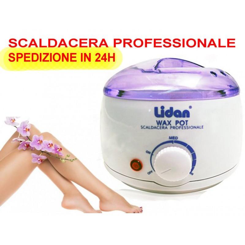 KIT SCALDACERA PROFESSIONALE CON TERMOSTATO , CESTELLO CERETTA 100W
