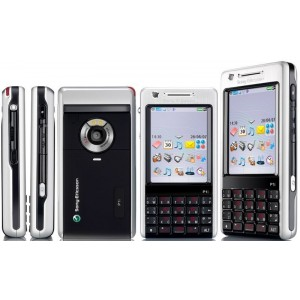 Mobile Phone Sony Ericsson P1i 3G-WiFi TouchScreen