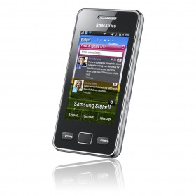 Samsung STAR II 2 GARANZIA ITALIA DUOS BLACK CELLULARE BLACK