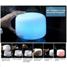 Aroma Diffuser Ultrasonic con Colorazioni Luci a LED