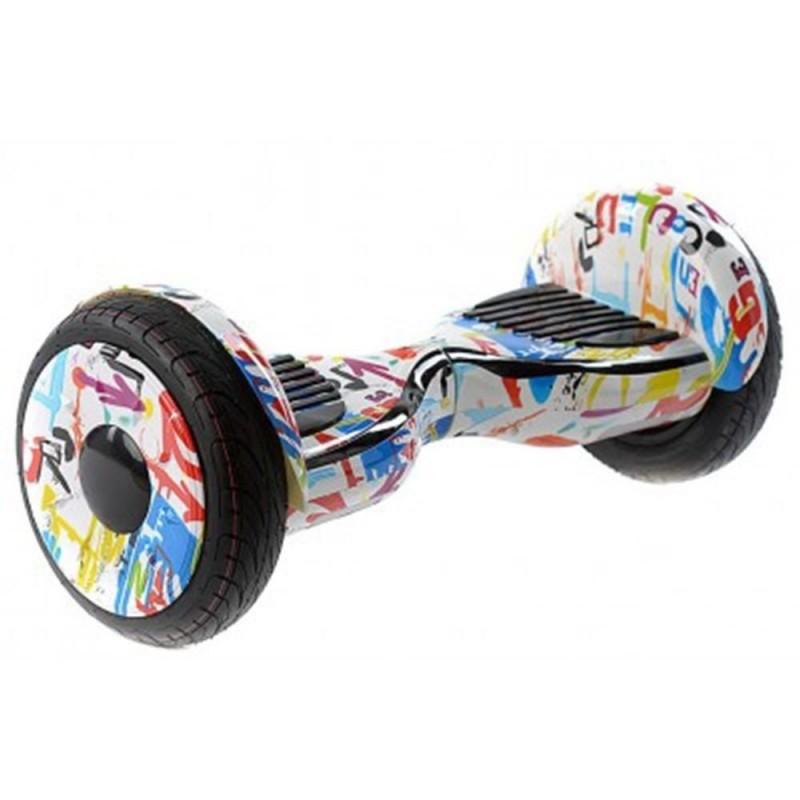 hoverboard con ruote da 10 pollici smart balance. Black Bedroom Furniture Sets. Home Design Ideas