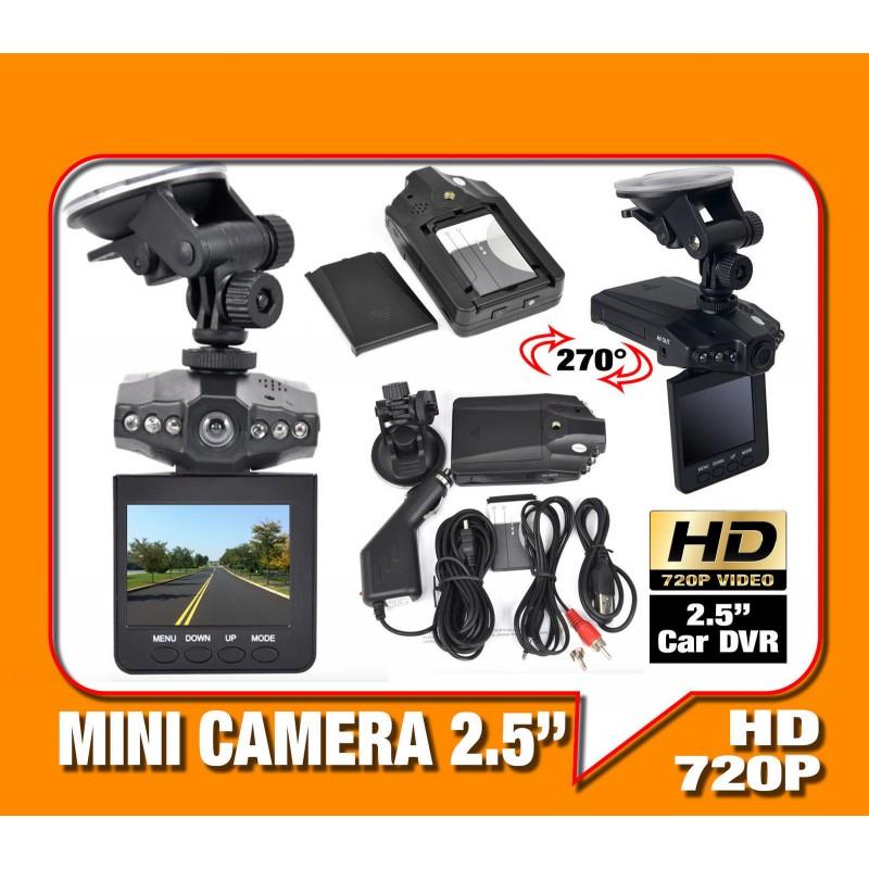 Mini Camera 25 Hd 720 Dvr Telecamera Per Auto Dvr